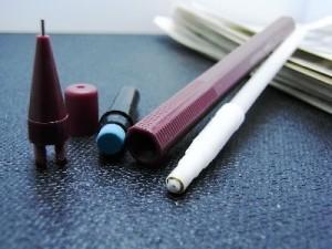 三菱鉛筆のシャープペンシルM5-107