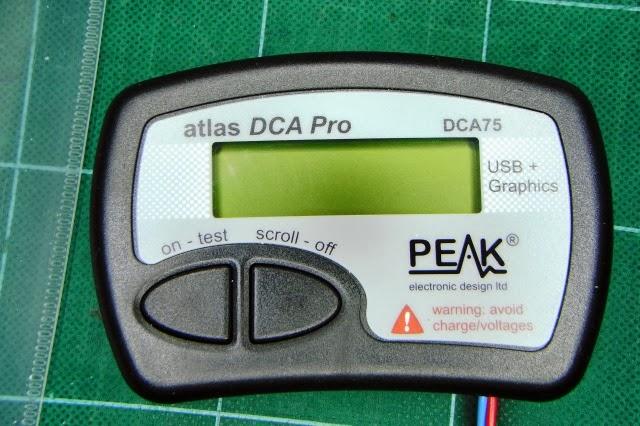 半導体アナライザ DCA75どうなの?