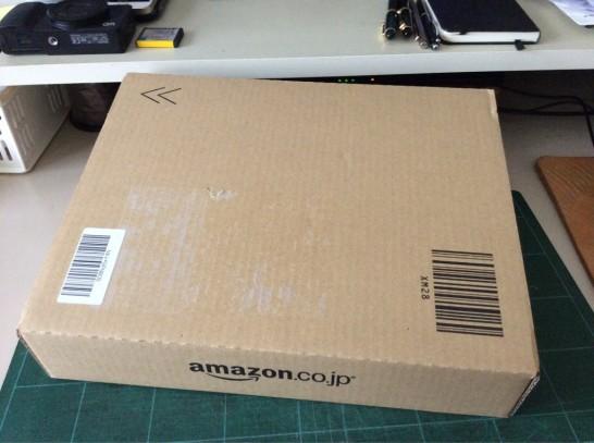 アマゾンのダンボールXM28 ペンケース 工作