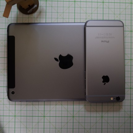 iPhone6 & iPad mini Retina